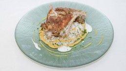 arroz basmati cordero jornadas gastronomicas