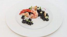 arroz negro calamar langostinos jornada gastronomica