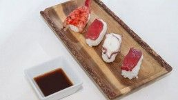 sushi arroz jornada gastronomica