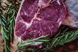 punto de cocción de la carne roja