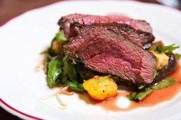 carne roja punto de cocción