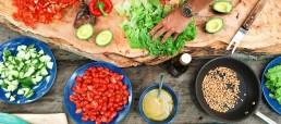 platos frescos verano