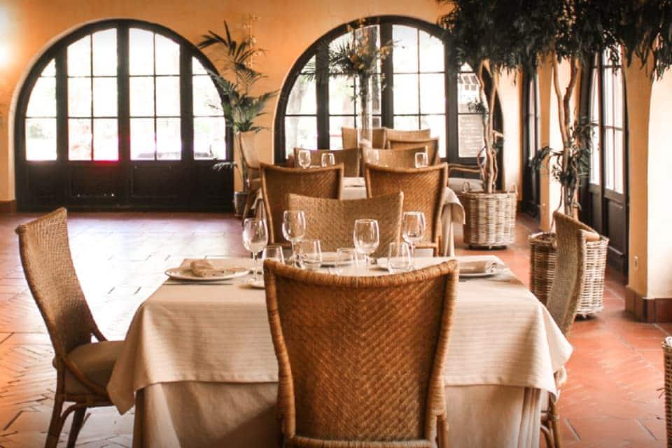 Restaurante de cocina española