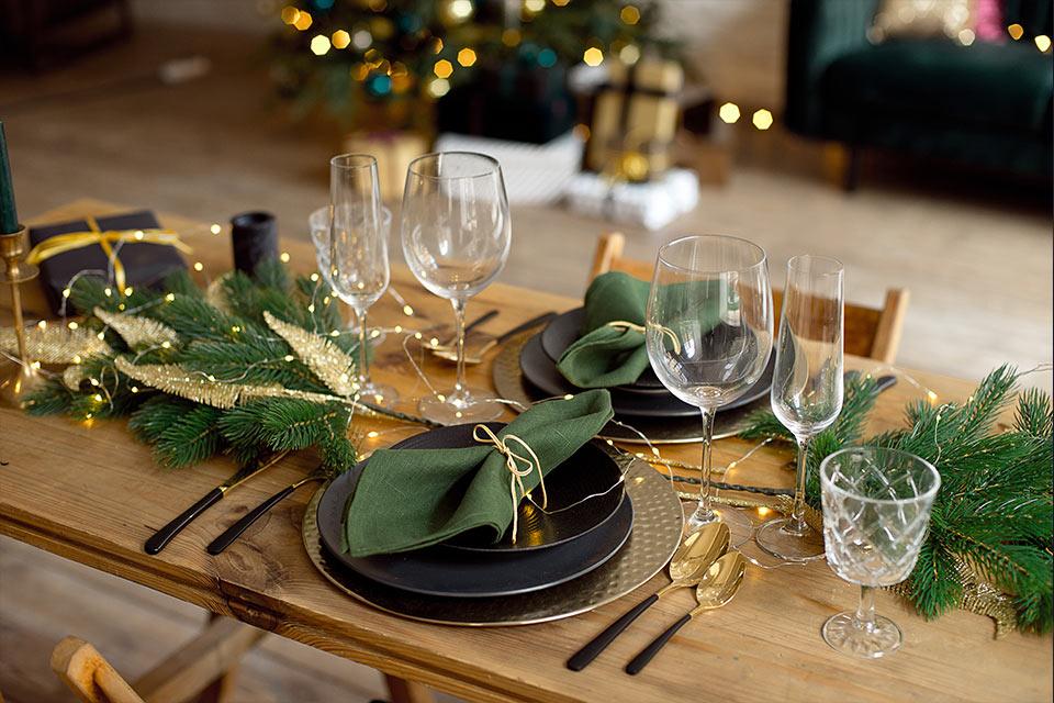 Navidad en Casa Emiliana, restaurante exclusivo en San Sebastián de los Reyes.
