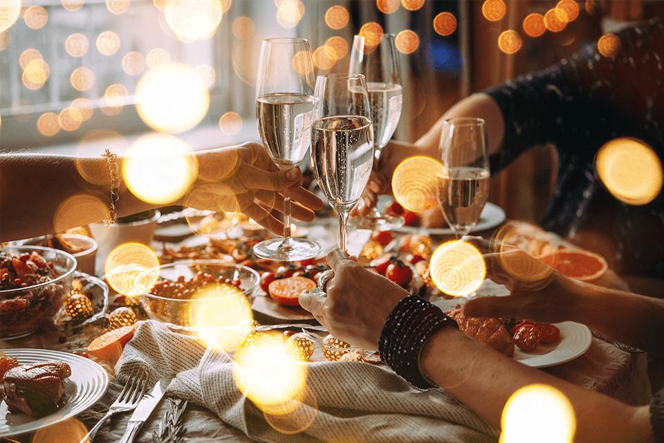 Fiestas de Navidad en Casa Emiliana, restaurante en el norte de Madrid