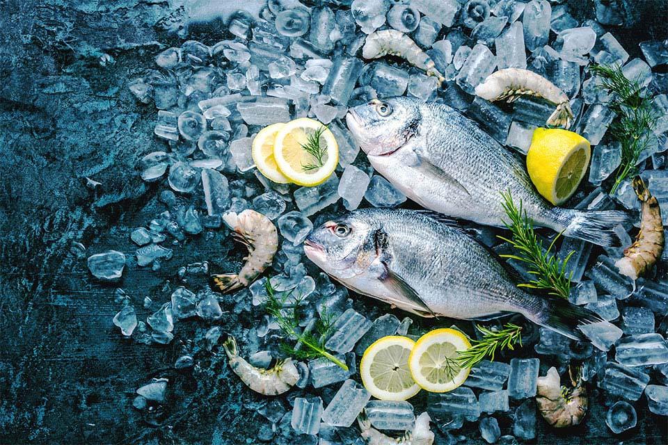 Pescados de temporada en Casa Emiliana Madrid