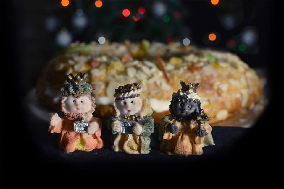 Roscón de Reyes en Casa Emiliana