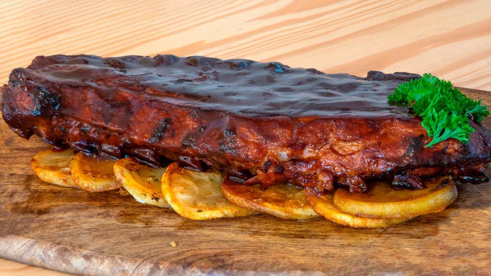 mostaza en carne asada casa emiliana